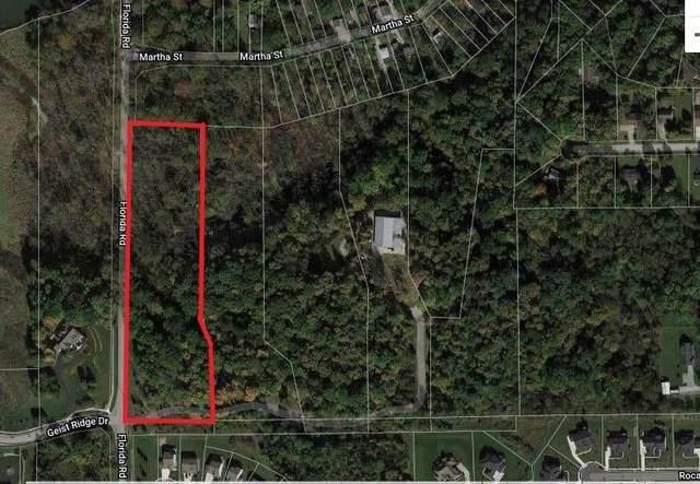 0010 Geist Forest Lane, Fortville, IN 46040 (MLS #21751110) :: The Evelo Team