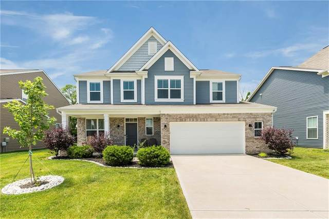 8420 Welder Place, Indianapolis, IN 46237 (MLS #21751151) :: AR/haus Group Realty