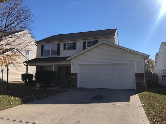 7411 Carnation Lane, Indianapolis, IN 46214 (MLS #21751154) :: The ORR Home Selling Team