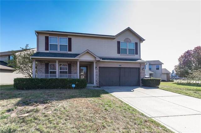 10663 Snowdrop Way, Indianapolis, IN 46235 (MLS #21751159) :: The ORR Home Selling Team