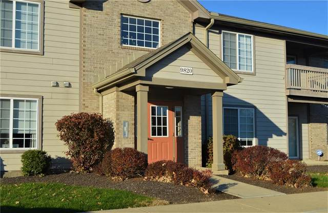 9820 Legends Creek Drive #104, Indianapolis, IN 46229 (MLS #21751162) :: Mike Price Realty Team - RE/MAX Centerstone