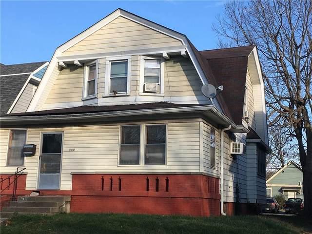 527 N Hamilton Avenue, Indianapolis, IN 46201 (MLS #21751184) :: Corbett & Company