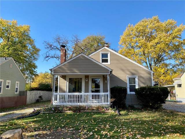 3912 S New Jersey Street, Indianapolis, IN 46227 (MLS #21751193) :: The ORR Home Selling Team