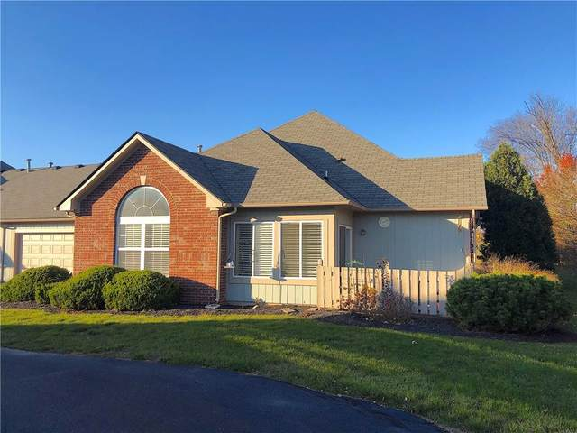 2717 Reflection Way, Greenwood, IN 46143 (MLS #21751220) :: The Evelo Team