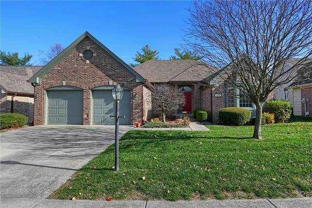 7126 Koldyke Drive, Fishers, IN 46038 (MLS #21751230) :: AR/haus Group Realty
