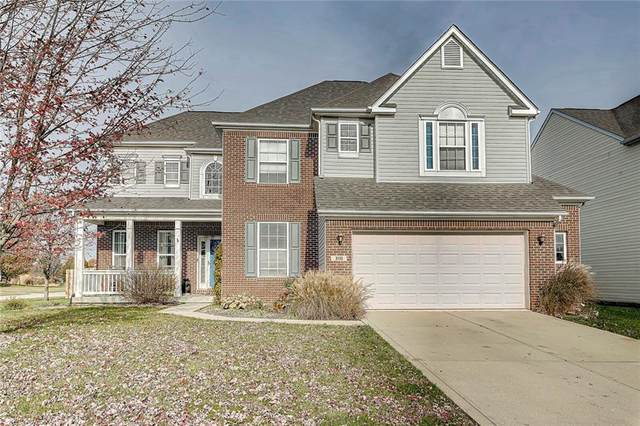 310 Plainville Drive, Westfield, IN 46074 (MLS #21751238) :: Richwine Elite Group