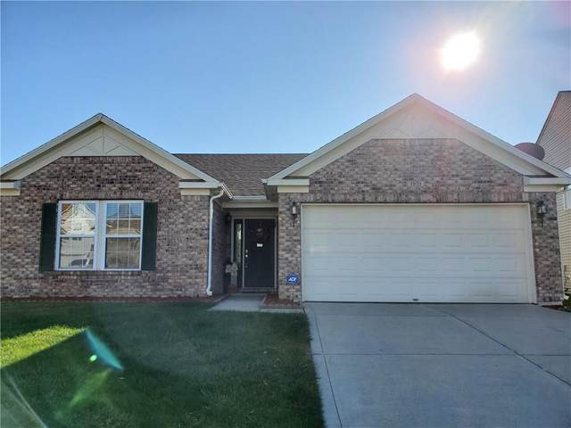 1970 Fountain Circle, Greenwood, IN 46143 (MLS #21751256) :: The ORR Home Selling Team