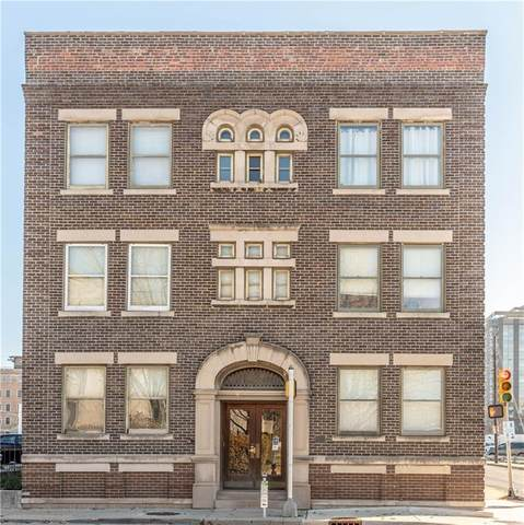 108 E Saint Clair Street E, Indianapolis, IN 46204 (MLS #21751269) :: The Evelo Team