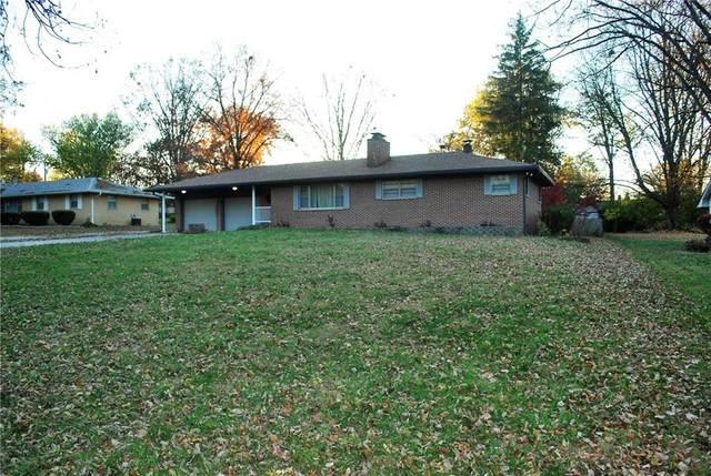 7142 S Delaware Street, Indianapolis, IN 46227 (MLS #21751279) :: The ORR Home Selling Team
