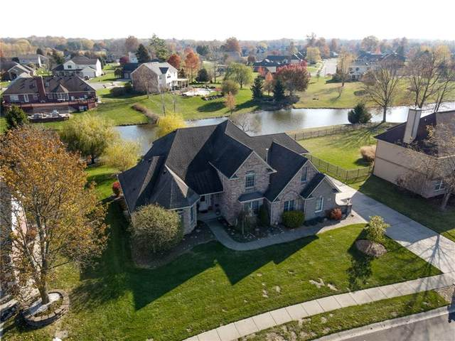 1317 N Winchester Drive, Greenfield, IN 46140 (MLS #21751333) :: The ORR Home Selling Team