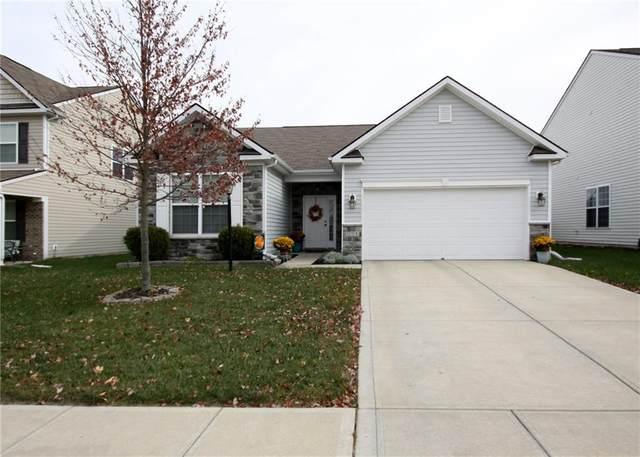 15212 Fallen Leaves Lane, Noblesville, IN 46060 (MLS #21751356) :: The ORR Home Selling Team