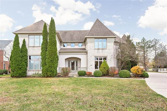 1521 Gwynmere Run, Carmel, IN 46032 (MLS #21751360) :: The ORR Home Selling Team