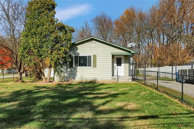 2660 W 60TH Street, Indianapolis, IN 46228 (MLS #21751378) :: Richwine Elite Group