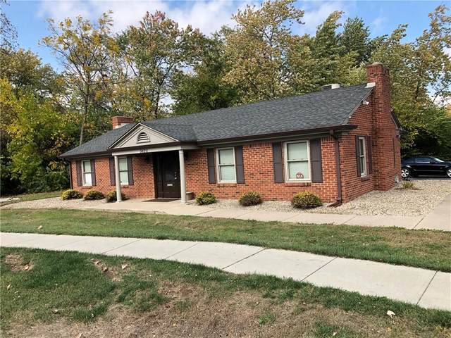 9820 E 38th Street, Indianapolis, IN 46235 (MLS #21751379) :: Dean Wagner Realtors