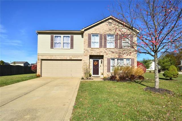 10110 Pine Grove Way, Indianapolis, IN 46234 (MLS #21751383) :: Richwine Elite Group