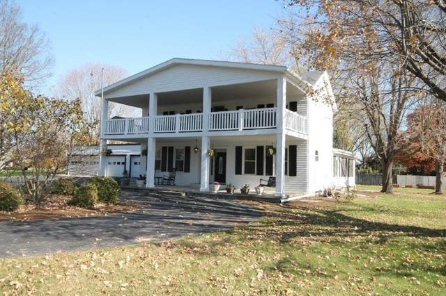 4025 River Road, Columbus, IN 47203 (MLS #21751393) :: The ORR Home Selling Team
