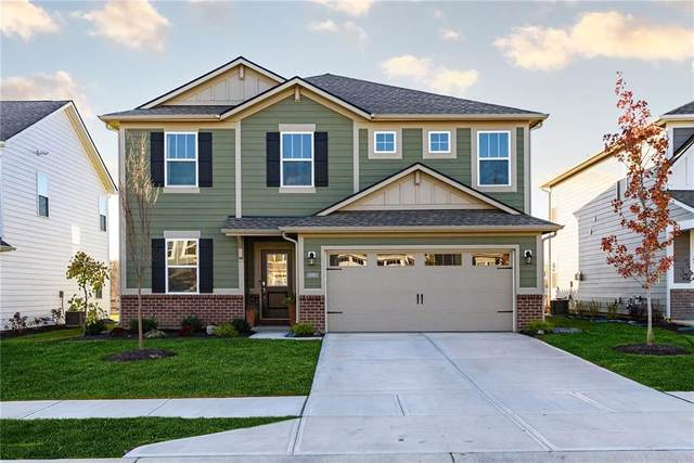 6451 Stokes Avenue, Noblesville, IN 46062 (MLS #21751402) :: The ORR Home Selling Team