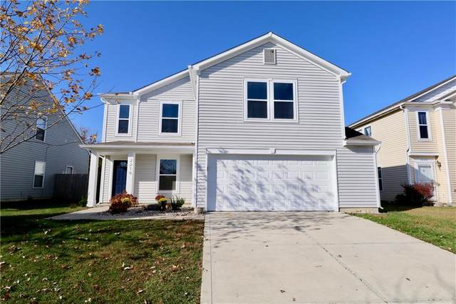 2218 Bridlewood Drive, Franklin, IN 46131 (MLS #21751403) :: The ORR Home Selling Team