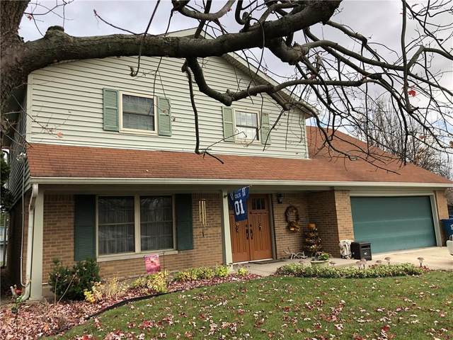 9570 Mercury Drive, Indianapolis, IN 46229 (MLS #21751418) :: The ORR Home Selling Team
