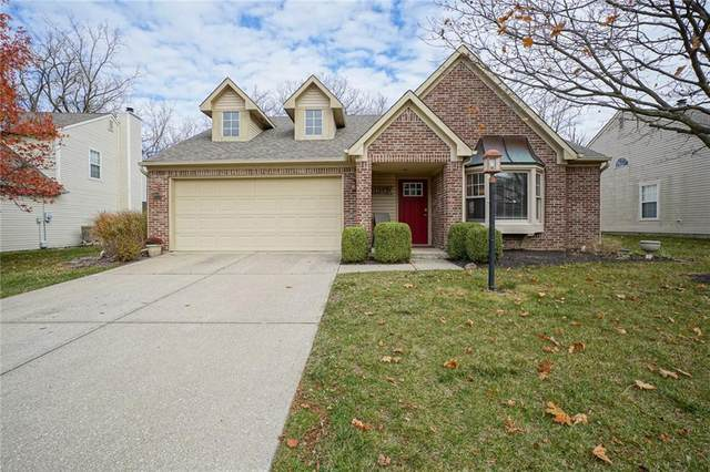 6303 Valleyview Drive, Fishers, IN 46038 (MLS #21751420) :: The ORR Home Selling Team