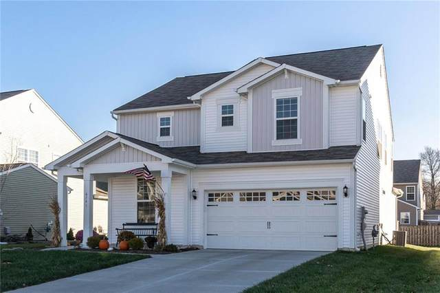 6741 Park Grove Boulevard, Whitestown, IN 46075 (MLS #21751423) :: Anthony Robinson & AMR Real Estate Group LLC