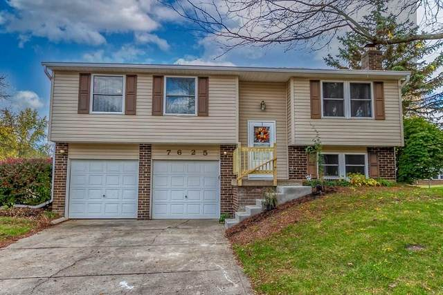 7625 Snowflake Drive, Indianapolis, IN 46227 (MLS #21751440) :: The ORR Home Selling Team