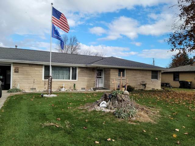 324 E 49th Street, Anderson, IN 46013 (MLS #21751442) :: Mike Price Realty Team - RE/MAX Centerstone