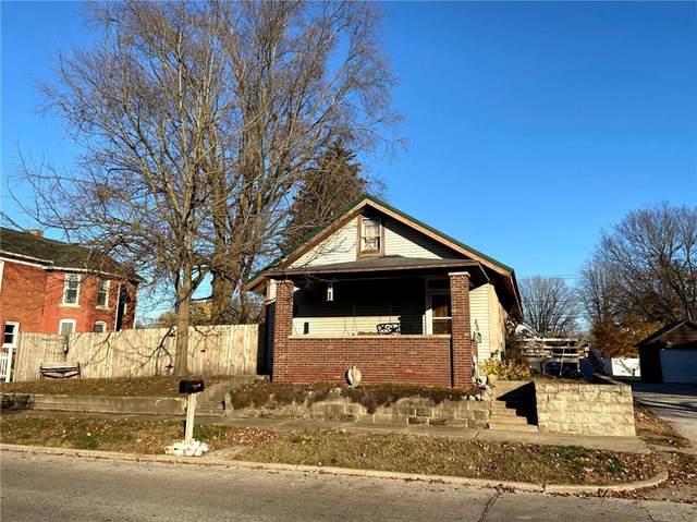 139 S Jefferson Street, Martinsville, IN 46151 (MLS #21751456) :: Dean Wagner Realtors