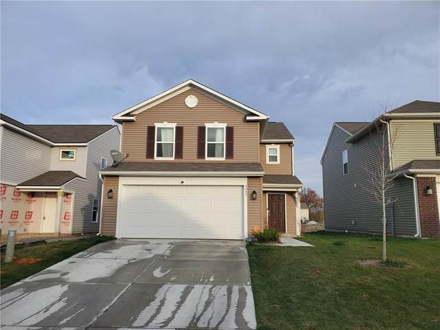 4045 Winding Park Drive, Indianapolis, IN 46235 (MLS #21751465) :: Realty ONE Group Dream