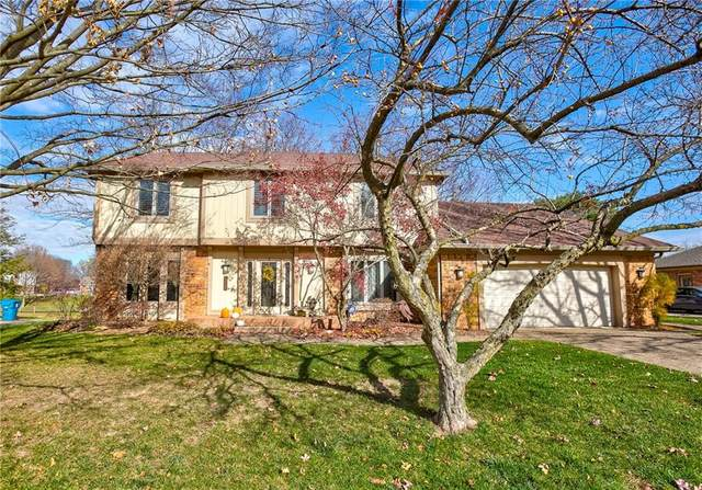 933 Ironwood Drive, Carmel, IN 46033 (MLS #21751467) :: The ORR Home Selling Team