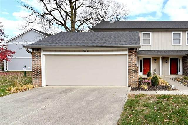 3236 Sandpiper Drive S, Indianapolis, IN 46268 (MLS #21751470) :: The Evelo Team