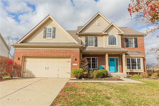 1182 Scarlet Quarry Circle, Avon, IN 46123 (MLS #21751478) :: Richwine Elite Group