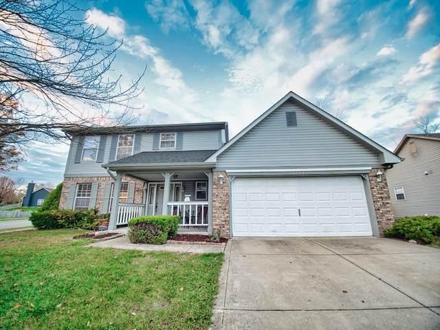 12504 Winding Creek Lane, Indianapolis, IN 46236 (MLS #21751491) :: Ferris Property Group