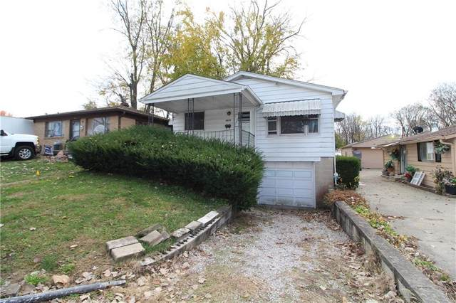 3617 Wilcox Street, Indianapolis, IN 46222 (MLS #21751501) :: The ORR Home Selling Team