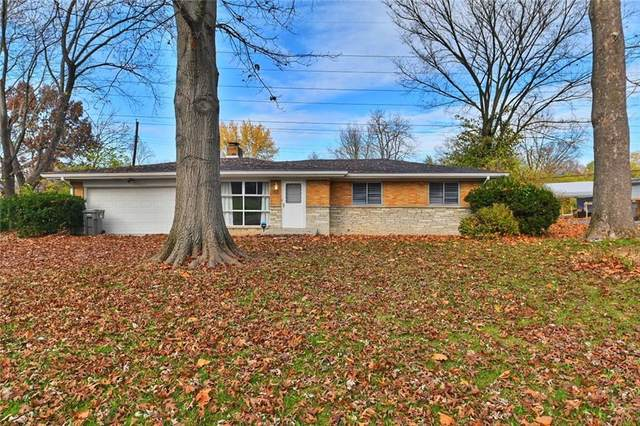 5150 Devon Drive, Indianapolis, IN 46226 (MLS #21751508) :: Richwine Elite Group