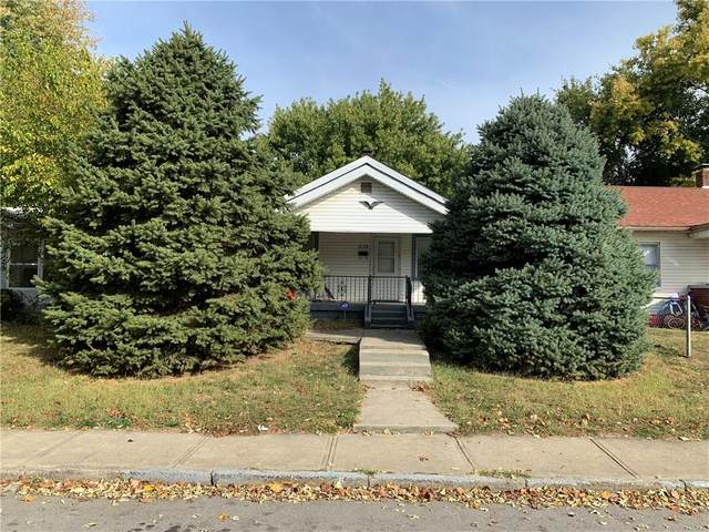 1518 Hoefgen Street, Indianapolis, IN 46203 (MLS #21751516) :: Richwine Elite Group
