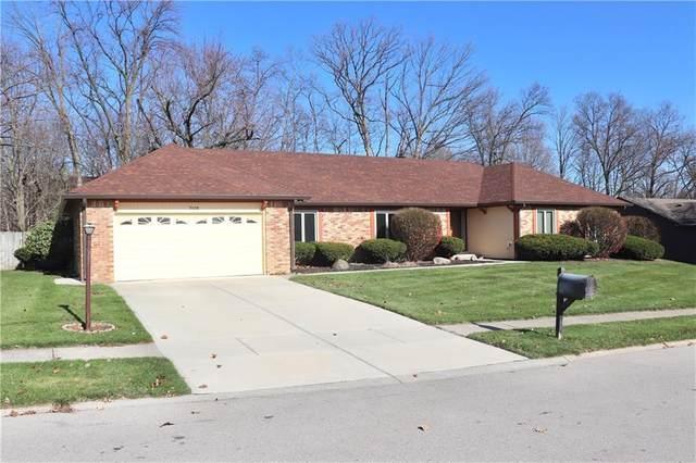 708 Nevelle Lane, Carmel, IN 46032 (MLS #21751521) :: The ORR Home Selling Team