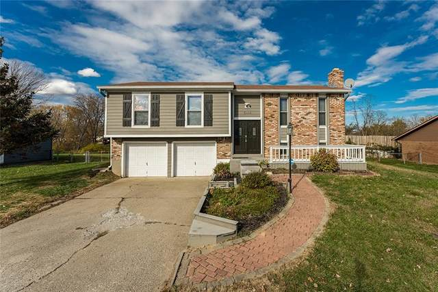 5744 Milhouse Road, Indianapolis, IN 46221 (MLS #21751524) :: The Evelo Team