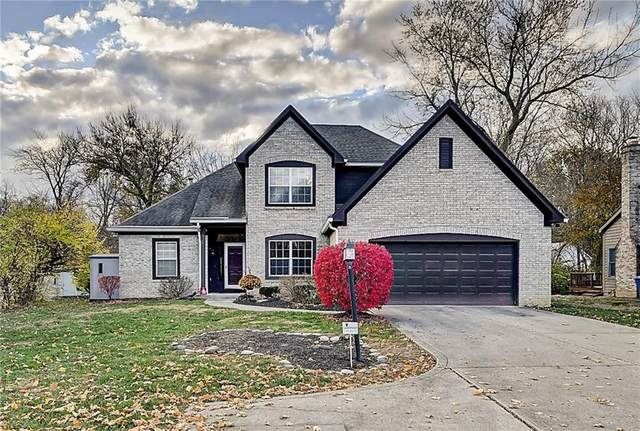 5734 Rolling Pines Court, Indianapolis, IN 46220 (MLS #21751525) :: The ORR Home Selling Team