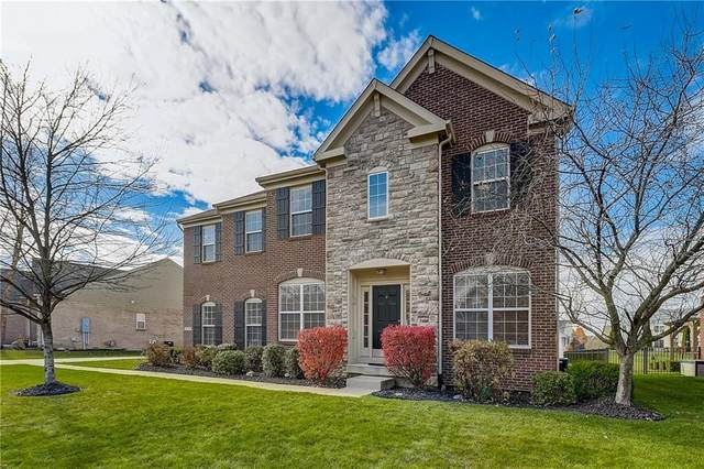 12380 Brean Way, Fishers, IN 46037 (MLS #21751531) :: Ferris Property Group