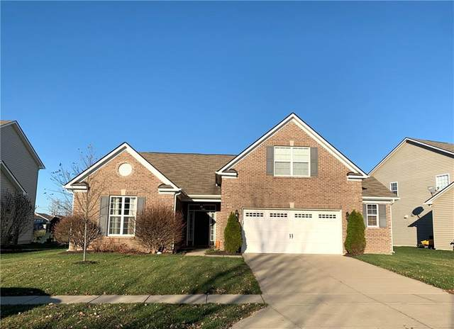 6072 Chestnut Eagle Drive, Zionsville, IN 46077 (MLS #21751574) :: The ORR Home Selling Team