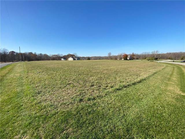1020 N County Road 390 W, Greencastle, IN 46135 (MLS #21751581) :: The Evelo Team