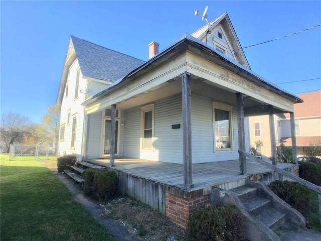 323 N 17th Street, New Castle, IN 47362 (MLS #21751584) :: The ORR Home Selling Team