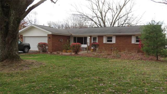 1250 N Lake Vista Drive, Crawfordsville, IN 47933 (MLS #21751589) :: Corbett & Company