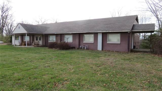2508 W Country Club Road, Crawfordsville, IN 47933 (MLS #21751592) :: RE/MAX Legacy
