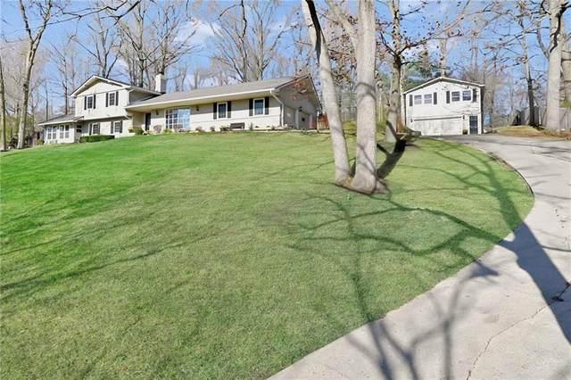 9134 Fall Creek Road, Indianapolis, IN 46256 (MLS #21751598) :: Ferris Property Group