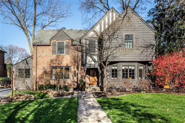 908 E 58th Street, Indianapolis, IN 46220 (MLS #21751601) :: Richwine Elite Group