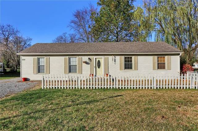 3810 S Ewing Street, Indianapolis, IN 46237 (MLS #21751626) :: The ORR Home Selling Team