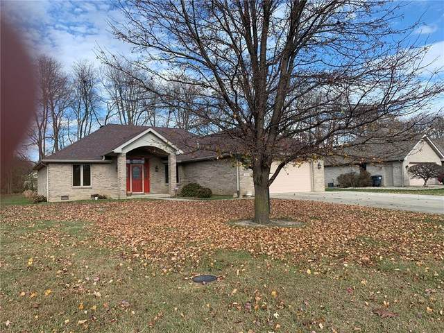 3746 Chisholm Drive, Anderson, IN 46012 (MLS #21751633) :: Richwine Elite Group