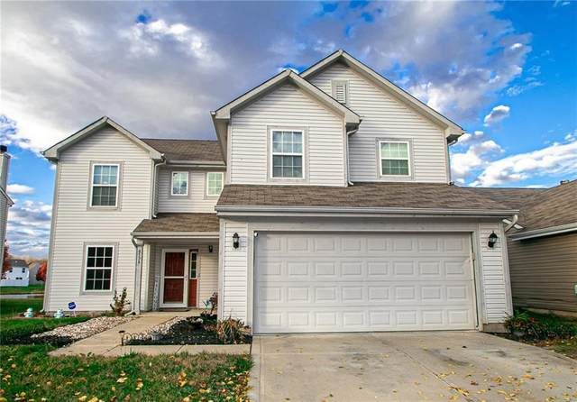8334 Chesterhill Lane, Indianapolis, IN 46239 (MLS #21751641) :: The ORR Home Selling Team